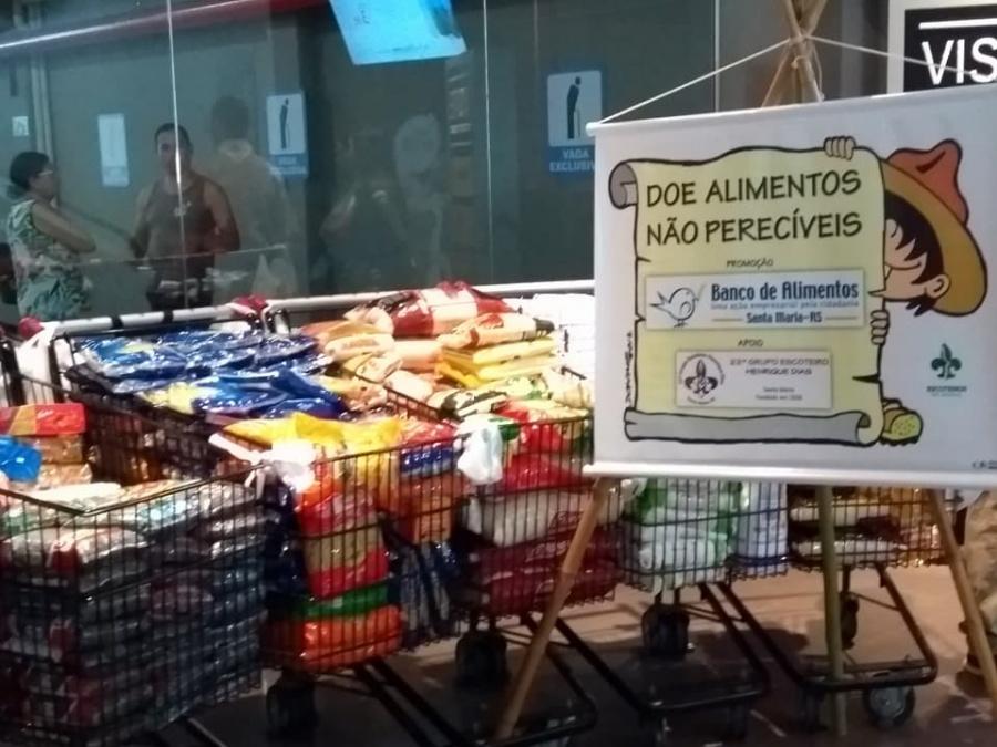 Campanha do Quilo - Banco de Alimentos
